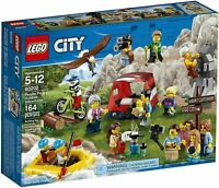 LEGO 60202 City People Pack Outdoor Adventure - Brand New In Box - Retired Set