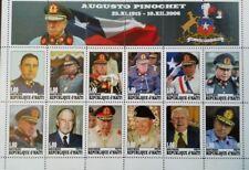 Haiti Сhili dictator Pinochet 2016