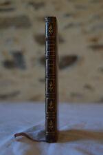 Etudes sur Molière par Louis XIV - Le Tartuffe - Claudin 1877 - Petit (Relieur)