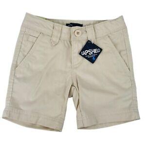 Gap Kids Shorts Boys Size 4 R Gap Shield Beige