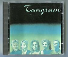 Tangram 4 Track-cd-EP THE BLACK CAT ©1989 WKCD 1160 WEST GERMANY limited edition