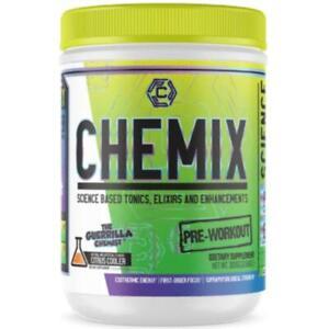Chemix Lifestyle CHEMIX Pre-Workout Citrus Cooler Flavour