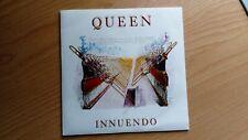 "Queen  Innuendo 2 Track Vinyl 7"" (Paper Labels)"