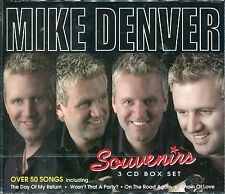 MIKE DENVER - SOUVENIRS - 3 CD BOXSET - NEW RELEASE 2013 IRISH COUNTRY