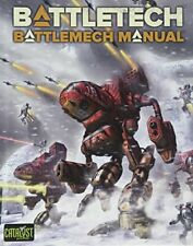 Catalyst Game Labs Battletech 35010 Battletech Battlemech Manual