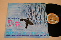 MAURICE JARRE LP UNA STAGIONE ALL'INFERNO 1°ST ORIG ITALY 1971 TOP EX !!!!!!!!!!