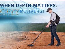 Makro CF77 Coin Finder Pro Package Deep Seeking Treasure Hunter Detector