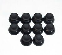 10 Original Microsoft Xbox Joysticks Thumb Sticks Analog Sticks Black