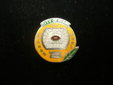 Vintage 1960's/70's Orange Bowl College Football Press Pin