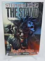 Stephen King The Stand Captain Trips VARIANT COVER Marvel Comics HC New Sealed