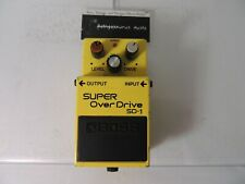 Boss SD-1 Super Overdrive Effects Pedal OD Free USA Shipping