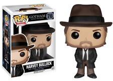 Harvey Bullock Batman Gotham Before the Legend POP! Heroes #76 Vinyl Figur Funko