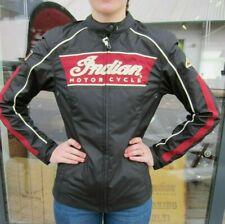 Original INDIAN Motorcycle Damen Jacke leichte Sommerjacke 286867 NEU! Gr. XS