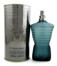 Le Male by Jean Paul Gaultier Cologne for Men 6.8 oz. EDT Spray. New Sealed Box.