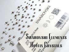 Latest 2038/2078 Swarovski Element Hotfix Clear Crystal Rhinestone Gems UK