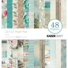 Kaisercraft Escape Paper Pad 12x12 48 Pages - Nini's Things