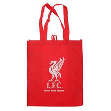 Liverpool Riutilizzabile Shopping Bag Calcio Ufficiali ROSSI ridurre riutilizzare CESTINO NUOVO