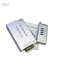 RGB LED Controlador 3-kanal 4a / Kanal CONTROL REMOTO 12v