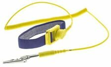 10mm ESD Grounding Wrist Strap & Cord Set
