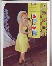 carte gum card portrait de Heidi Bruhl numero 76 de la serie