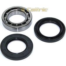 Rear Wheel Ball Bearings Seals Kit Fits YAMAHA GRIZZLY 600 YFM600 1998-2001