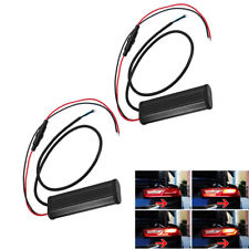 2x Universal Car Turn Signal Indicator Light Retrofit Kit Flash in order Module