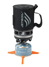 Jetboil Zip Lightweight Personal Cooking System, Carbon Black Camp Stove