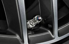 BMW Genuine M Performance 4 delle ruote pneumatici Aria Tappi Valvola Polvere copre 36122447402