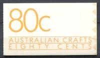 Australien 1988 Mi. H-Bl. 67 Markenheftchen 100% Postfrisch Kunst
