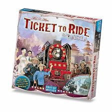 Ticket To Ride Asia: Map Collection - Volume 1 , New, Free Shipping