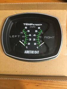 Vintage NOS OEM Arctic Cat Head Temp Gauge 0134-955 Eltigre Z