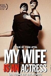 MY WIFE IS AN ACTRESS DVD French Movie LANGUAGE / ENGLISH SUBS