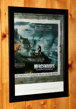 Mercenaries Playground of Destruction Small Poster / Old Ad Page Framed PS2 Xbox