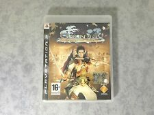GENJI DAYS OF THE BLADE SONY PS3 PLAYSTATION 3 PAL ITALIANO COMPLETO COME NUOVO