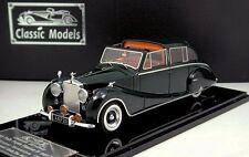 Rolls-Royce Phantom IV Hooper Limousine sedanca de ville 1952 Chassis 4AF20 ,