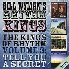 Bill Wyman's Rhythm - Kings Of Rhythm Volume 3: Tell You A Secret [New CD]