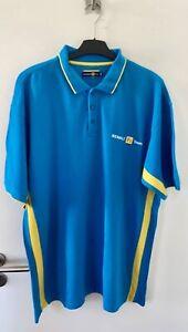 Renault F1 Team Poloshirt / Größe XXL