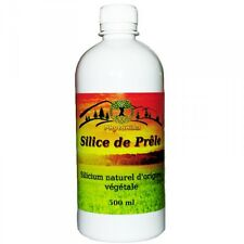Silicium organique Silice de Prêle extraite pression à froid Formule Baccichetti