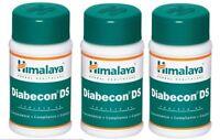 3x DIABECON DS - Le meilleur traitement contre le diabète - 180 comprimés