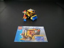 LEGO CITY 7242 - THE STREET SWEEPER - 100% COMPLETE WITH MANUELS