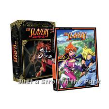 The Slayers: Complete Anime TV Series Seasons 1 2 3 4 5 Box / DVD Set(s) NEW!