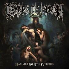 Cradle of Filth - Hammer of the Witches CD 2015 digi bonus tracks Nuclear Blast