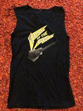 Flight of the Conchords *Band Logo w/Keytar* RARE Women's T-Shirt Black Size S