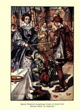 Sir Francis Drake History 40 + books on disc in PDF Kindle Format for PC/Laptop
