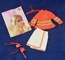 Vintage Barbie 1972 Fashion Peasant Pleasant  MINT & Complete  RARE!