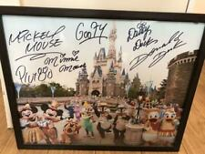 TOKYO DISNEY LAND POSTER PICTURE RARE COLLECTIBLE JAPAN 30TH ANNIVERSARY ART