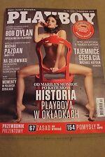 Playboy 12/2016 CHIARA ARRIGHI, Bob Dylan, David Bowie - Polish Magazine
