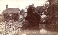 Stanford near Faringdon. Views by F.H. Ault. River Scene.