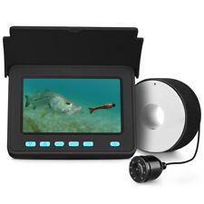 "4.3"" 20M Fish Finder 1000Tvl Ip68 + Sun-shield Underwater Fishing Video Camera"