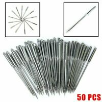 50Pcs Set Home Household Sewing Machine Needles Tools For Singer Brother Janome